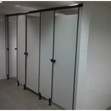Partition Toilet Cubicle