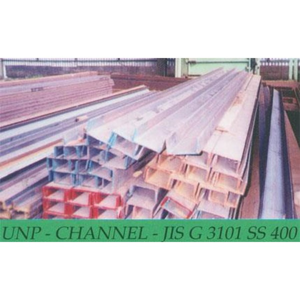 Channel Iron UNP