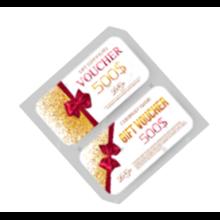 Voucher Card Model 1