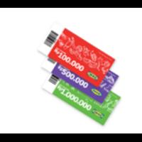 Jual Voucher Card Model 3