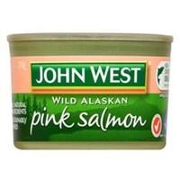 John West Pink Salmon 210Gr