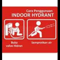 Jual Stiker Indoor