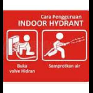 Stiker Indoor