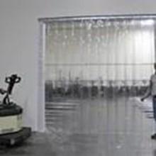 PVC plastic curtains to Bogor hospital