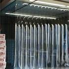 Strip Curtain Wall tirai plastik 1