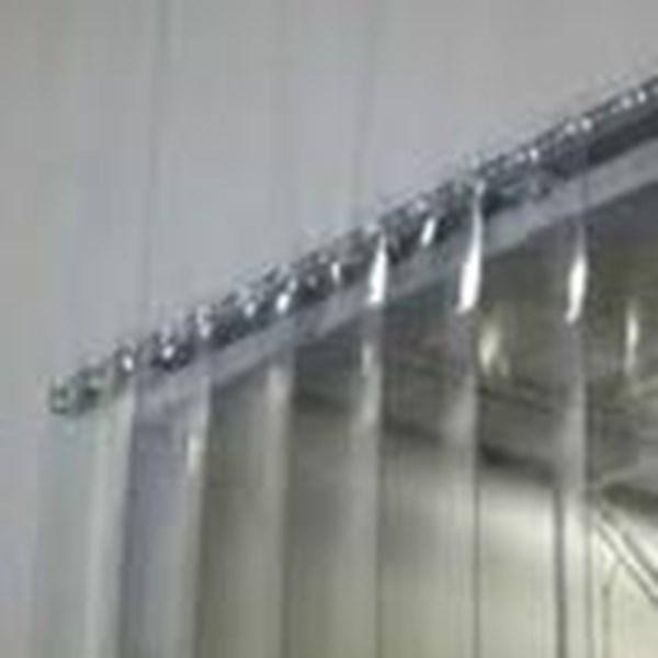 Strip Curtain Wall tirai plastik