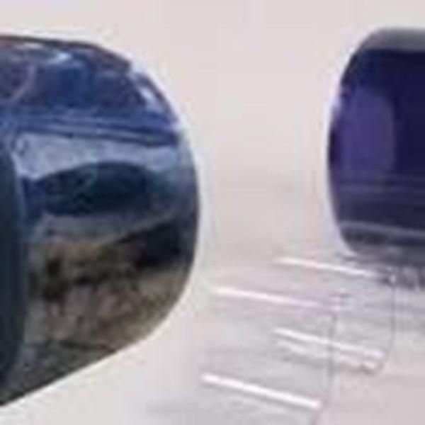 Tirai Plastik Bening Transparan