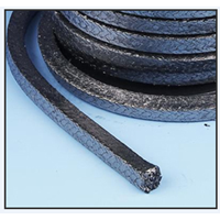 Gland Packing Steam Pure Graphite Wire 1