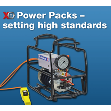 Hidrolik Power Packs XB