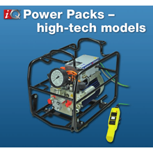 Hidrolik Power Packs IQ