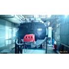 Jual Fire tube Steam Boiler Dual Fuel  3