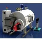 Jual Fire tube Steam Boiler Dual Fuel  10