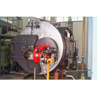 Jual Fire tube Steam Boiler Dual Fuel  8