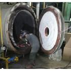 Jual Fire tube Steam Boiler Dual Fuel  8