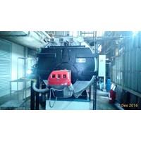 Distributor   Jual Fire tube Steam Boiler Dual Fuel  3