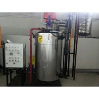 Jual Fire tube Steam Boiler Dual Fuel  Murah 5