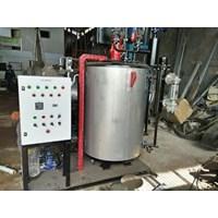 Distributor  Jual Steam Boiler oil gas 3