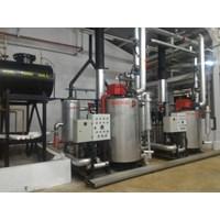Beli  Jual Steam Boiler oil gas 4