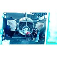 Jual  fire tube steam Boiler Di Jakarta  2