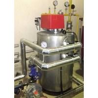 Jual  Jual Steam Boiler oil gas 2