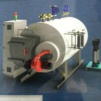 Jual Steam Boiler oil gas 1