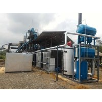Distributor  Jual Thermal Oil Heater AMP 3