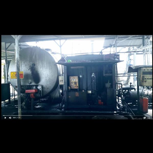 Jual Thermal Oil Heater AMP