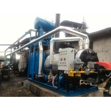 Jual Boiler  Aspalt -Thermal oil heater