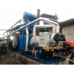Jual Boiler  Aspalt -Thermal oil heater