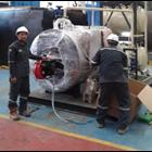 Jual  Boiler pemanas Aspalt - jual ht oil boiler 9