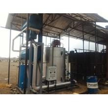 Boiler Heater Aspalt - Fabrikasi boiler asphalt