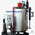 Jual Steam boiler Vertical 4