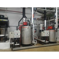 Jual Steam boiler Vertical 1