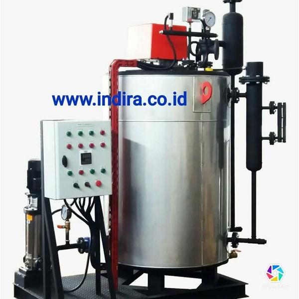Jual Steam boiler Vertical