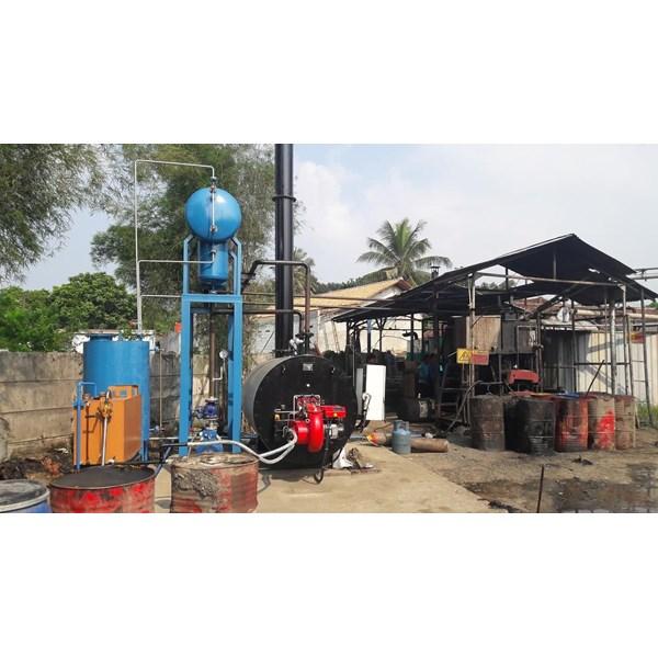 Jual Boiler  Pemanas Aspal