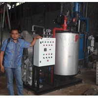 Jual Fire tube Steam Boiler 2