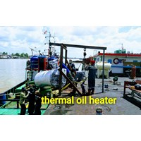 Beli Fabrikasi Hot Boiler - Jual Thermal oilheater  4