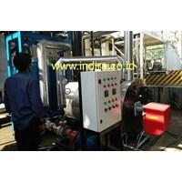 Distributor Jual Hot Oil Boiler- Hot Water Boiler 3