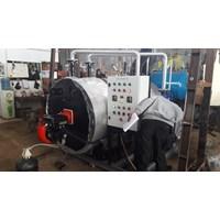 Beli Jual Hot Oil Boiler- Hot Water Boiler 4