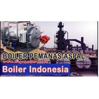 Jual Hot Oil Boiler Heater Oli