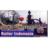 Jual HotOil Boiler- Heater Oli boiler Murah 5