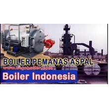 Hot Oil Boiler- Heater Oli boiler