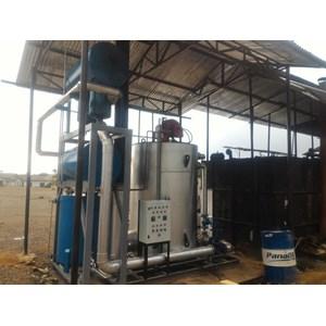 Jual Hot Oil Boiler- Hot Water Boiler