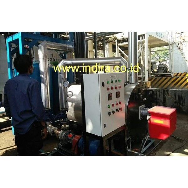 Jual Hot Oil Boiler- Hot Water Boiler