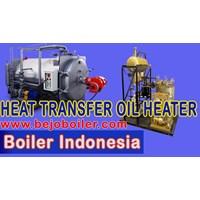 Jual heater oil boiler