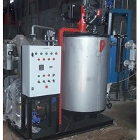 Jual Water Boiler - Pabrikasi HotWater Boiler Murah 5