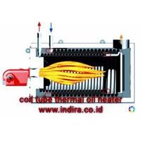 Distributor Hot Water Boiler 3