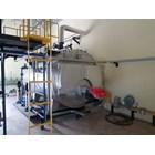 Jual Fire Tube Steam Boiler Fuel Gas 1