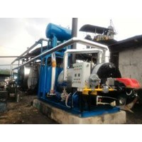 Jual  Jual Fire Tube Steam Boiler Fuel Gas 2