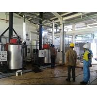 Beli  Jual Vertical boiler model miura 4